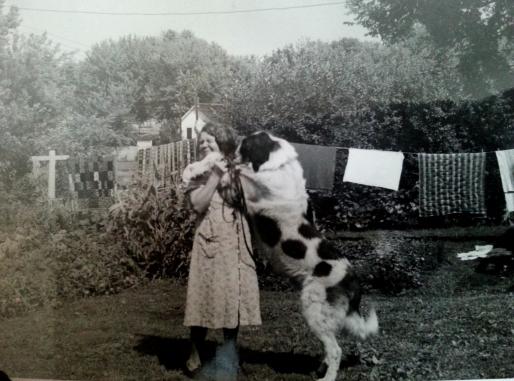 Great Grandma Hanson and 3322