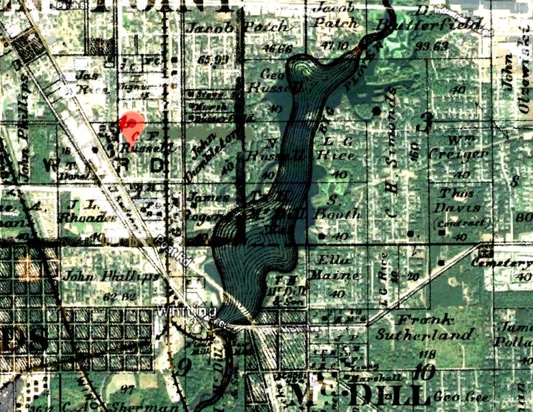 1895 Overlay Point
